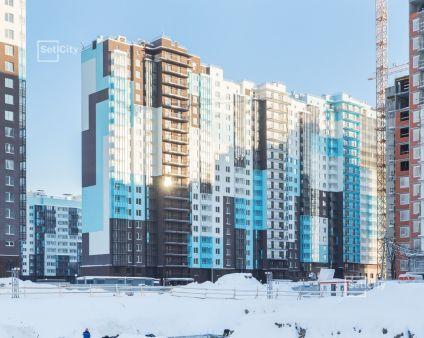 b904467f7005c Купить квартиру с отделкой в новостройке СПб от застройщика - фото ...